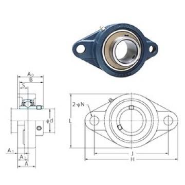 FYH UCFL320-64 bearing units