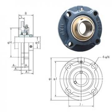 FYH UCFCX10-31E bearing units