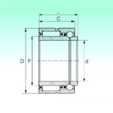 65 mm x 90 mm x 38 mm  65 mm x 90 mm x 38 mm  NBS NKIB 5913 complex bearings