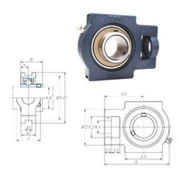FYH UCT328 bearing units