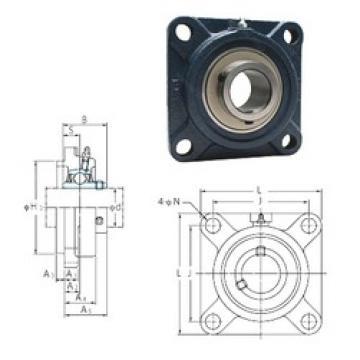 FYH UCFS316 bearing units