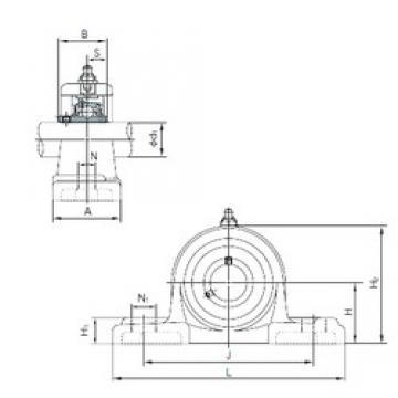 NACHI UCEP213 bearing units