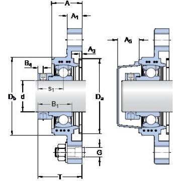SKF FYTBK 20 FE bearing units
