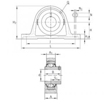 INA RASEY1-15/16 bearing units