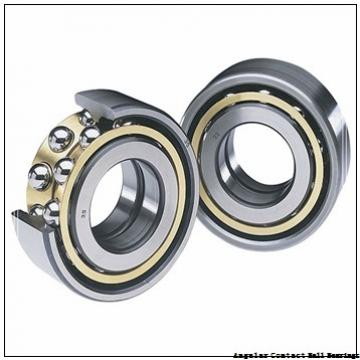 70 mm x 110 mm x 20 mm  70 mm x 110 mm x 20 mm  SKF S7014 CB/P4A angular contact ball bearings