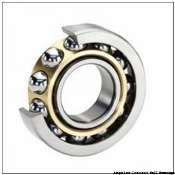 165,1 mm x 184,15 mm x 12.7 mm  165,1 mm x 184,15 mm x 12.7 mm  KOYO KUX065 2RD angular contact ball bearings