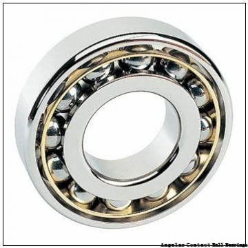 12 mm x 28 mm x 12 mm  12 mm x 28 mm x 12 mm  FAG 3001-B-2Z-TVH angular contact ball bearings