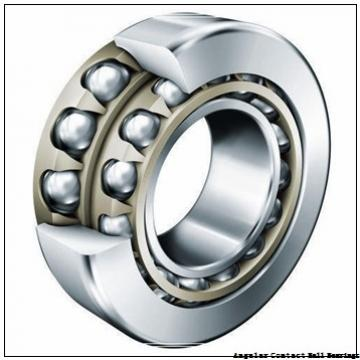 8 mm x 24 mm x 8 mm  8 mm x 24 mm x 8 mm  NSK 728A angular contact ball bearings