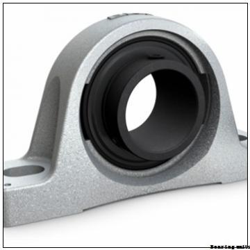 FYH NANFL209 bearing units