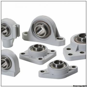 ISO UCT207 bearing units