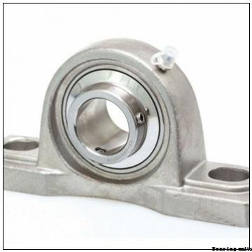 ISO UCF210 bearing units
