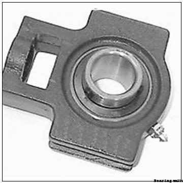 SKF P 1.1/2 FM bearing units