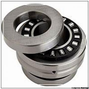 55 mm x 80 mm x 38 mm  55 mm x 80 mm x 38 mm  NBS NKIB 5911 complex bearings