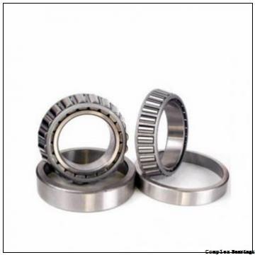 30 mm x 62 mm x 10 mm  30 mm x 62 mm x 10 mm  INA ZARN3062-TV complex bearings
