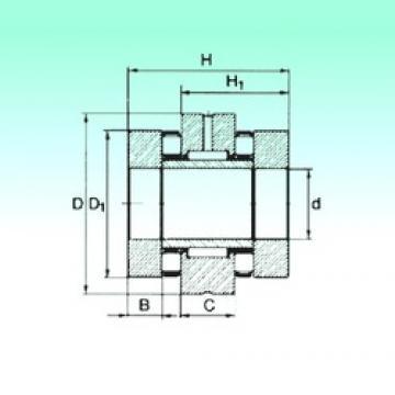 65 mm x 125 mm x 17,5 mm  65 mm x 125 mm x 17,5 mm  NBS ZARN 65125 TN complex bearings
